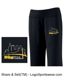 Womens Fitness Pant Design Zoom